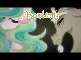 MLP Animation: Discordantly (Discord's Backstory)