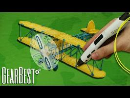 How to Make an Airplane - 3D Pen