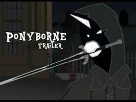 Ponybourne Trailer (MLP Animation)