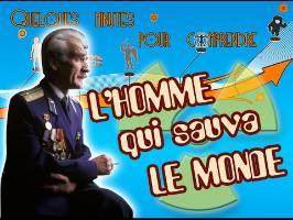 l'Homme qui sauva le monde - #QMPC 3