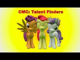 Cutie Mark Crusaders Talent Finders | #1