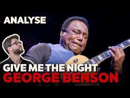 L'histoire de GIVE ME THE NIGHT de GEORGE BENSON - UCLA