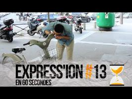 RONGER SON FREIN - Express'ion #13