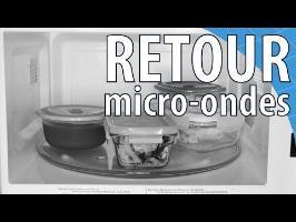 Retour sur le micro onde - Scilabus 42