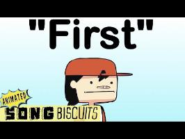 First Comment Song - Animated Song Biscuit