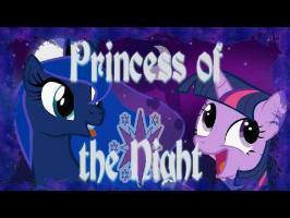 Princess of the Night (PMV custom)