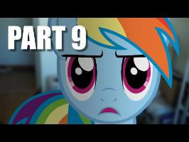 Rainbow Dash's Precious Book - Part 9 (MLP in real life)