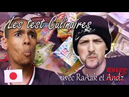 ON A TESTÉ UN MIX DE CANDYS JAPONAIS D: [Les Tests Culinaires ! - avec EndzE et RaAaK (Japon)]