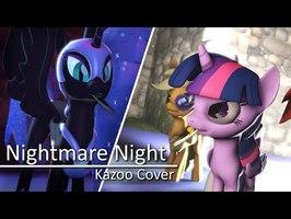 [4k] SFM Nightmare Night - Kazoo Cover