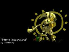 Home (Zecora's Song) - Original MLP Song by MandoPony