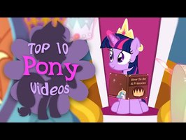 The Top 10 Pony Videos of March 2020 (ft. Wubcake)
