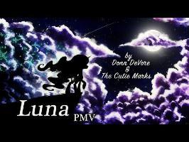 [PMV] Luna (pony parody)