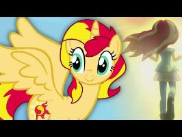 Is Sunset an Alicorn Now?