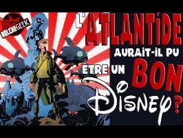 [HS] L'Atlantide aurait-il pu être un bon Disney ?