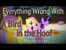 Everything Wrong With A Bird in the Hoof in 3 Minutes or Less