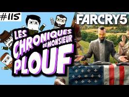 FAR CRY 5 (Critique) - Chroniques de Monsieur Plouf #115