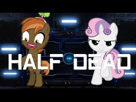 Button Mash and Sweetie Belle Play (Half Dead)