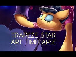 Trapeze Star