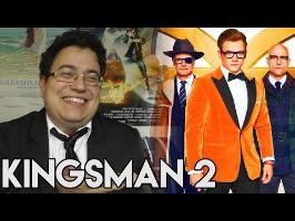 Kingsman : Le Cercle d'or (Mickael J Critique)