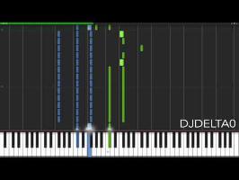 I'll Fly - Piano Transcription by DJDelta0