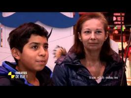 Cobayes de rue : carte postale - On n'est pas que des cobayes!