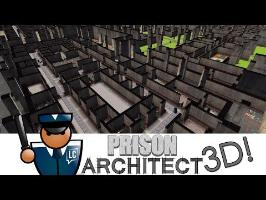 Prison Architect en 3D ?! oO