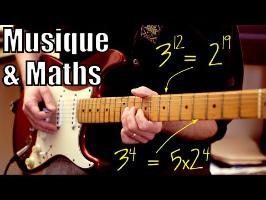 Les mathématiques de la musique (avec Vled Tapas) — Science étonnante #41