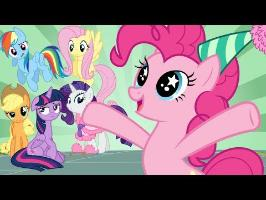 MLP Ponies Just Want to Have Fun Pinkie Pie Song PMV