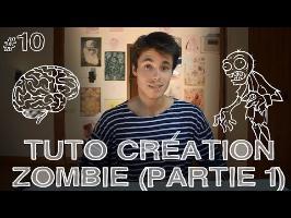 DBY #10 - Tuto Création Zombie (Partie 1) - La chirurgie