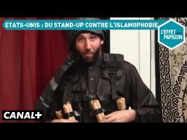 Etats-Unis : du stant-up contre l'islamophobie - L'Effet Papillon