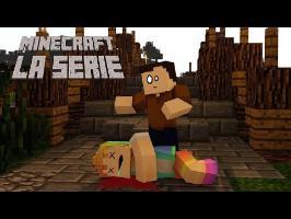 Minecraft, LA série - ep.3 : Pile
