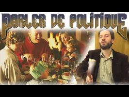 Survivre aux discussions politiques des repas de famille