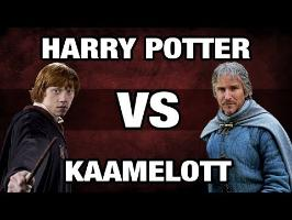 Harry Potter VS Kaamelott - L'auberge rouge - WTM