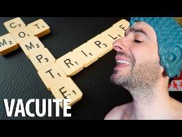 Vacuité - Mot Compte Triple