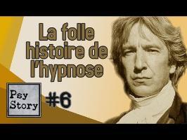 La folle histoire de l'hypnose - PSYSTORY #6