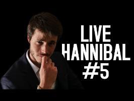 Le cannibalisme ? Ce n'est pas sale (ft Léo Grasset & Cyrus North) - LiveHannibal #5