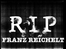RIP#1 - Le tailleur volant - Franz Reichelt