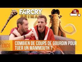 LQCG - Tuer un mammouth dans Far Cry Primal