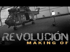 CGI VFX Making of HD: REVOLUCION (ArtFX)
