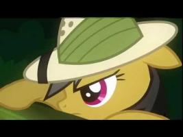 Daring Do Mane Theme