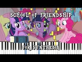 MLP - School of Friendship