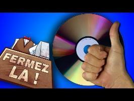 Les films en format physique - Mini FERMEZ LA