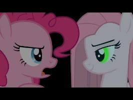 Confrontation Pinkie Pie and Pinkamena (Animation)