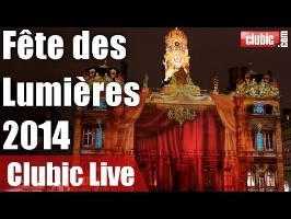 Fête des lumières 2014 : les coulisses high-tech de la Place des Terreaux !
