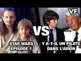 Star Wars Episode 1 VS Y a-t-il un pilote dans l'avion ? (VF) - WTM
