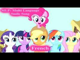 MLP FiM - Smile Song - Multi Language