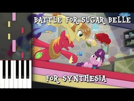 MLP - Battle for Sugar Belle
