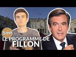 LE PROGRAMME DE FILLON - 5 minutes pour décrypter