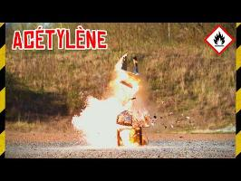 MICRO-ONDE EXPLOSIF ! - Acétylène Power ep. 1