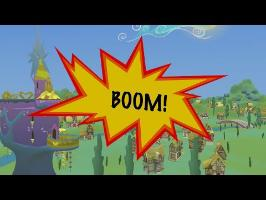 Explode the Ponyville